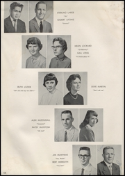 Page 16, 1952 Edition, Fremont County High School - Tiger Yearbook (Lander, WY) online yearbook collection