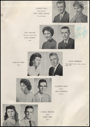 Page 17, 1952 Edition, Fremont County High School - Tiger Yearbook (Lander, WY) online yearbook collection