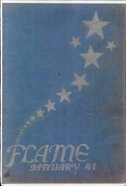 Fremont High School - Flame Yearbook (Oakland, CA) online yearbook collection, 1941 Edition, Cover