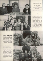 Page 8, 1941 Edition, Fremont High School - Flame Yearbook (Oakland, CA) online yearbook collection