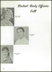Page 16, 1958 Edition, Fremont High School - Flame Yearbook (Oakland, CA) online yearbook collection