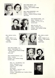 Page 10, 1955 Edition, Fremont High School - Grego Yearbook (Fremont, NC) online yearbook collection