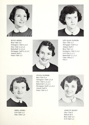 Page 17, 1955 Edition, Fremont High School - Grego Yearbook (Fremont, NC) online yearbook collection