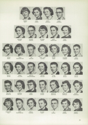 Fremont High School - Mogul Yearbook (Fremont, MI) online yearbook collection, 1952 Edition, Page 35