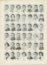 Fremont High School - Mogul Yearbook (Fremont, MI) online yearbook collection, 1954 Edition, Page 52