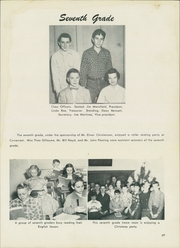 Fremont High School - Mogul Yearbook (Fremont, MI) online yearbook collection, 1954 Edition, Page 53 of 120