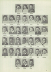 Fremont High School - Mogul Yearbook (Fremont, MI) online yearbook collection, 1955 Edition, Page 47