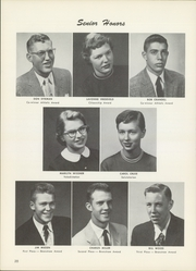 Fremont High School - Mogul Yearbook (Fremont, MI) online yearbook collection, 1956 Edition, Page 24