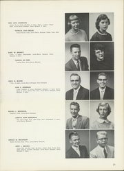 Fremont High School - Mogul Yearbook (Fremont, MI) online yearbook collection, 1956 Edition, Page 25 of 128