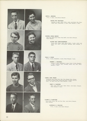 Fremont High School - Mogul Yearbook (Fremont, MI) online yearbook collection, 1956 Edition, Page 26