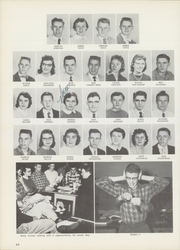 Fremont High School - Mogul Yearbook (Fremont, MI) online yearbook collection, 1957 Edition, Page 48 of 132
