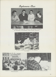 Fremont High School - Mogul Yearbook (Fremont, MI) online yearbook collection, 1957 Edition, Page 49