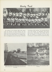 Fremont High School - Mogul Yearbook (Fremont, MI) online yearbook collection, 1957 Edition, Page 74