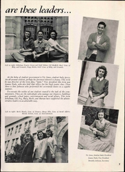 Page 13, 1947 Edition, Fremont High School - Pathfinder Yearbook (Sunnyvale, CA) online yearbook collection