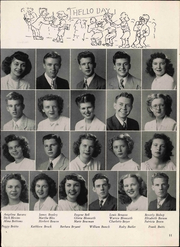 Page 17, 1947 Edition, Fremont High School - Pathfinder Yearbook (Sunnyvale, CA) online yearbook collection