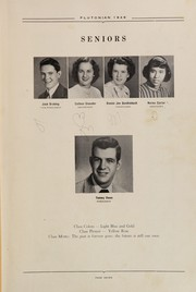 Page 13, 1949 Edition, French Lick High School - Plutocraft Yearbook (French Lick, IN) online yearbook collection