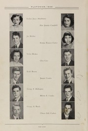 Page 14, 1949 Edition, French Lick High School - Plutocraft Yearbook (French Lick, IN) online yearbook collection
