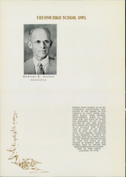 Page 12, 1930 Edition, Fresno High School - Owl Yearbook (Fresno, CA) online yearbook collection