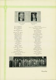 Page 12, 1931 Edition, Fresno High School - Owl Yearbook (Fresno, CA) online yearbook collection