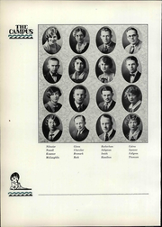 Fresno State College - Campus Yearbook (Fresno, CA) online yearbook collection, 1925 Edition, Page 16 of 160