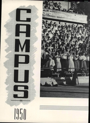 Page 8, 1950 Edition, Fresno State College - Campus Yearbook (Fresno, CA) online yearbook collection
