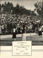 Page 9, 1950 Edition, Fresno State College - Campus Yearbook (Fresno, CA) online yearbook collection