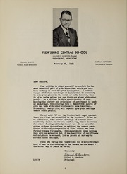 Page 10, 1951 Edition, Frewsburg Central School - Senior Leaves Yearbook (Frewsburg, NY) online yearbook collection