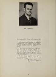 Page 12, 1951 Edition, Frewsburg Central School - Senior Leaves Yearbook (Frewsburg, NY) online yearbook collection