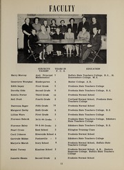 Page 15, 1951 Edition, Frewsburg Central School - Senior Leaves Yearbook (Frewsburg, NY) online yearbook collection