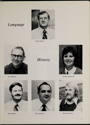 Page 15, 1975 Edition, Frewsburg Central School - Senior Leaves Yearbook (Frewsburg, NY) online yearbook collection
