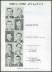 Page 6, 1951 Edition, Friend High School - Bulldog Yearbook (Friend, NE) online yearbook collection