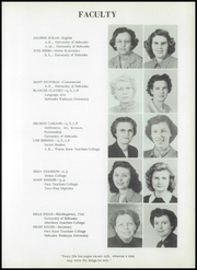 Page 7, 1951 Edition, Friend High School - Bulldog Yearbook (Friend, NE) online yearbook collection