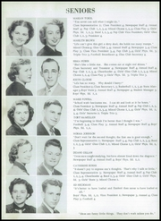 Page 8, 1951 Edition, Friend High School - Bulldog Yearbook (Friend, NE) online yearbook collection