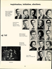 Friends University - Talisman Yearbook (Wichita, KS) online yearbook collection, 1959 Edition, Page 59 of 164