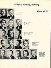 Friends University - Talisman Yearbook (Wichita, KS) online yearbook collection, 1959 Edition, Page 60