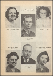Page 12, 1947 Edition, Friona High School - Chieftain Yearbook (Friona, TX) online yearbook collection