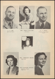 Page 13, 1947 Edition, Friona High School - Chieftain Yearbook (Friona, TX) online yearbook collection