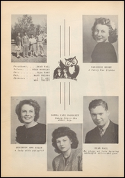 Page 16, 1947 Edition, Friona High School - Chieftain Yearbook (Friona, TX) online yearbook collection