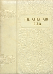 Friona High School - Chieftain Yearbook (Friona, TX) online yearbook collection, 1950 Edition, Cover