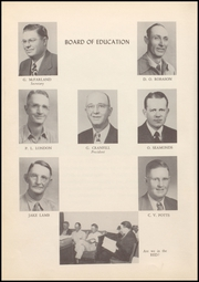 Page 10, 1950 Edition, Friona High School - Chieftain Yearbook (Friona, TX) online yearbook collection