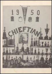 Page 7, 1950 Edition, Friona High School - Chieftain Yearbook (Friona, TX) online yearbook collection