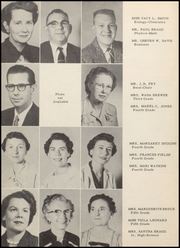 Page 12, 1957 Edition, Friona High School - Chieftain Yearbook (Friona, TX) online yearbook collection