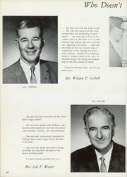 Page 10, 1968 Edition, Frisco High School - Coonskin Yearbook (Frisco, TX) online yearbook collection