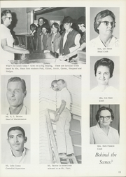 Page 13, 1968 Edition, Frisco High School - Coonskin Yearbook (Frisco, TX) online yearbook collection