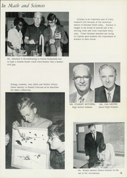 Page 15, 1968 Edition, Frisco High School - Coonskin Yearbook (Frisco, TX) online yearbook collection