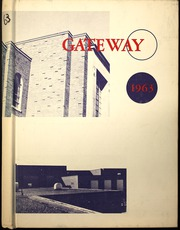 Frontier Central High School - Gateway Yearbook (Hamburg, NY) online yearbook collection, 1963 Edition, Cover