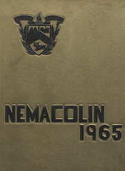 Frostburg State University - Nemacolin Yearbook (Frostburg, MD) online yearbook collection, 1965 Edition, Cover
