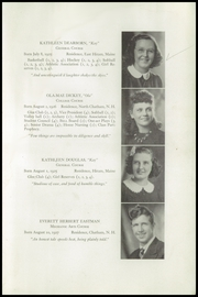 Page 11, 1944 Edition, Fryeburg Academy - Academy Bell Yearbook (Fryeburg, ME) online yearbook collection