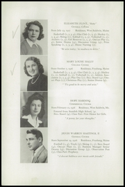 Page 12, 1944 Edition, Fryeburg Academy - Academy Bell Yearbook (Fryeburg, ME) online yearbook collection