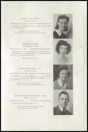 Page 13, 1944 Edition, Fryeburg Academy - Academy Bell Yearbook (Fryeburg, ME) online yearbook collection